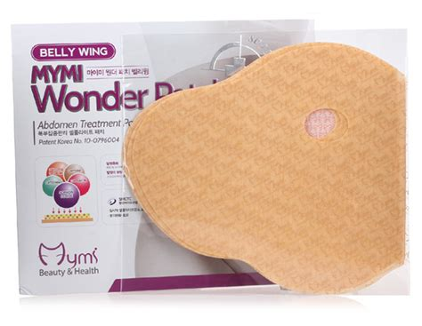 Mymi Patch Slimming Patch Paha mymi slim patch slimming belly lose weight abdomen burning patch stomach patchs