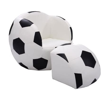 soccer ball couch sofa set deals tv chairs for kids soccer ball chair and