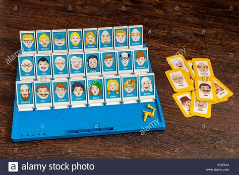 Guess Who by Guess Who Stock Photo Royalty Free Image 76963436
