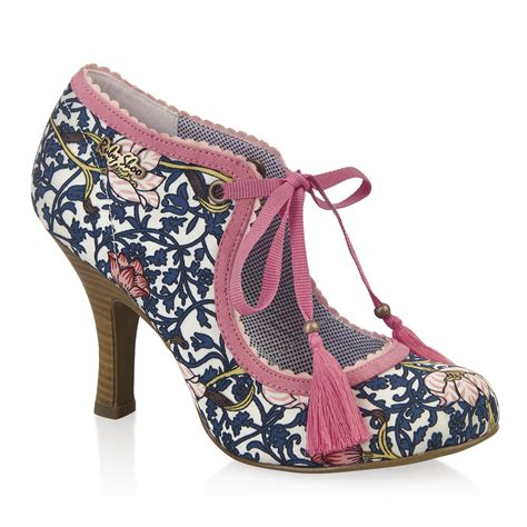 Shoo Hai O new ruby shoo willow shoe uk3 8 eu36 42 tulip blue
