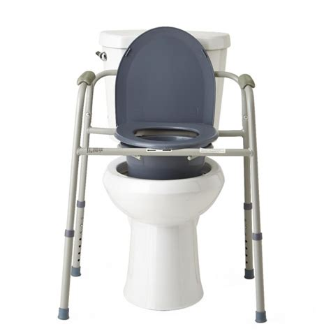 bedroom commode chair economy commode chair 3 in 1 steel lid for bedroom or toilet