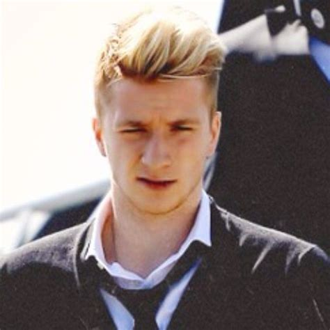marco reus hairstyle marco reus men haircut pinterest facebook comment