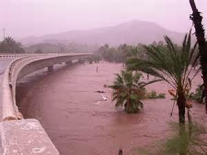 House Living Room Mulege Flood 2006