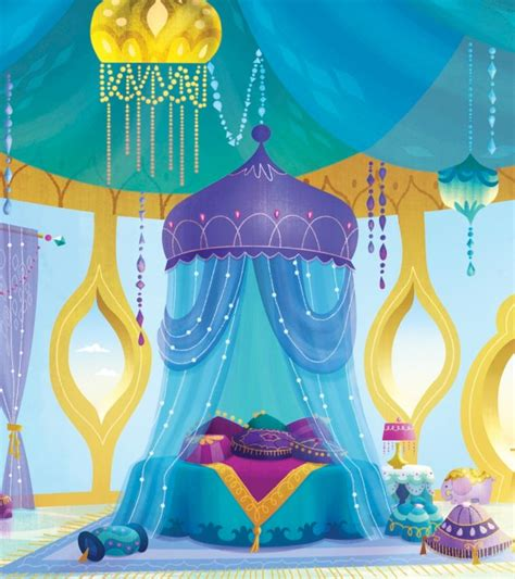 shine s room in shimmer and shine is the bedroom any kid