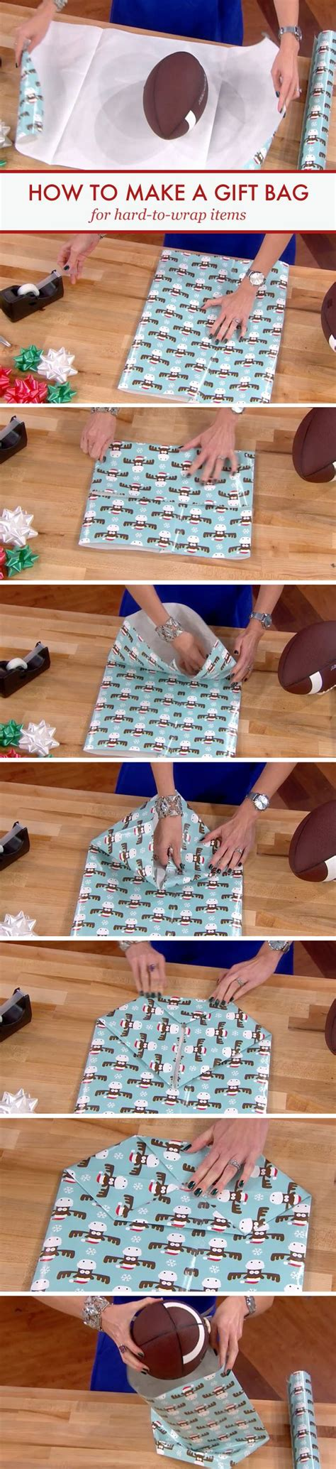 Paper Gifts To Make - how to make diy gift bags for to wrap items tip used