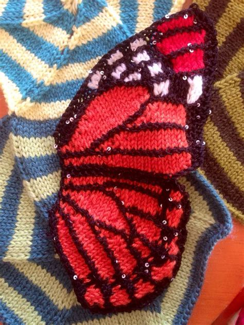 knitting pattern butterfly motif 17 best images about knitting ideas on pinterest circle