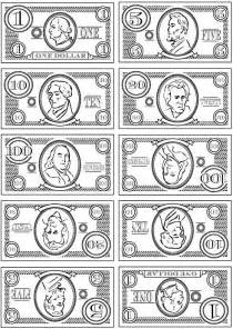 money template for school 17 best ideas about play money on money crafts
