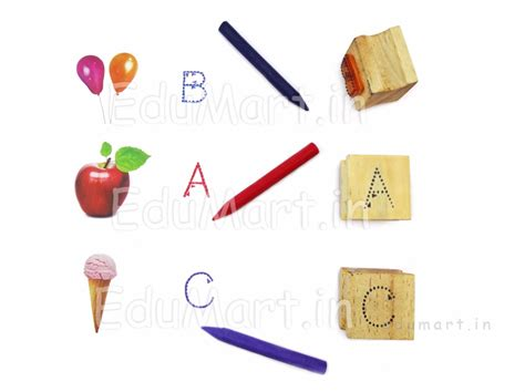 alphabet rubber st kit alphabet rubber sts kit a to z dotted line