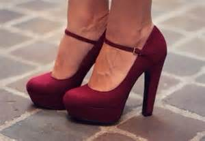maroon color heels shoes maroon heels burgundy shoes high heel pumps