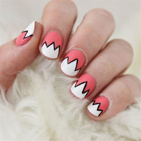nail colours for short nails 101 beautiful short nail art ideas