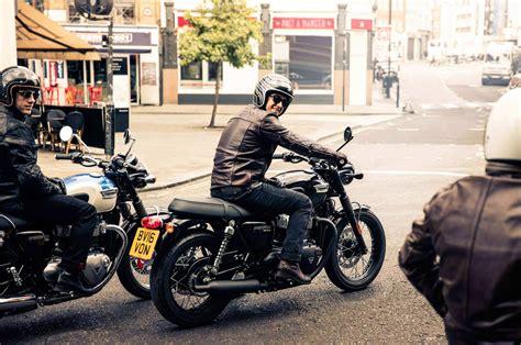 Triumph Motorrad T100 by Bonneville T100 Triumph Motorcycles