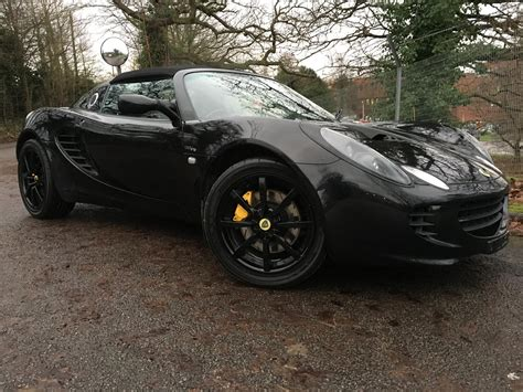how petrol cars work 2004 lotus elise electronic toll collection used 2004 lotus elise s2 111r 16v for sale in bristol pistonheads