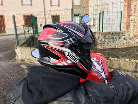Motorradhelm Test Shoei Nxr by Shoei Nxr Essai D Une R 233 F 233 Rence Du Casque Sport Gt Par