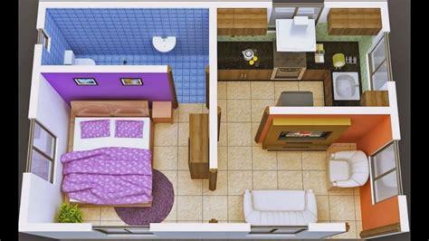 casas de 30 metros cuadrados planos de departamentos y monoambientes de 30 metros