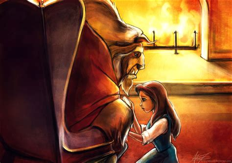 disney wallpaper deviantart desktop wallpapers beauty and the beast cute kawaii