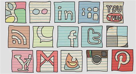 imagenes de redes sociales tumblr botones de redes sociales para el blog