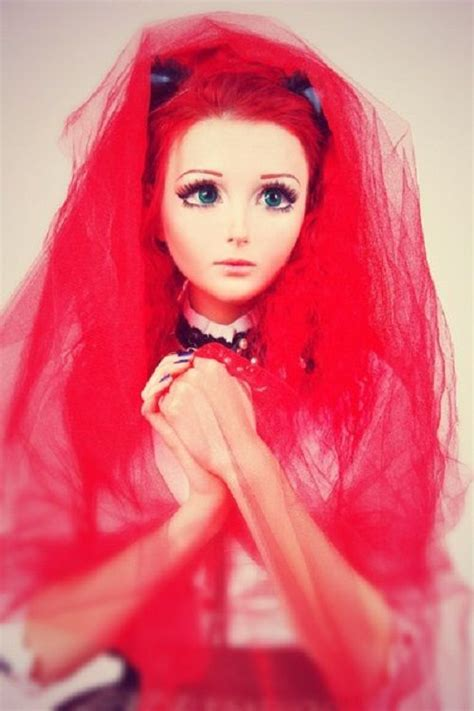 human barbie doll eyes 161 best images about living dolls on pinterest barbie