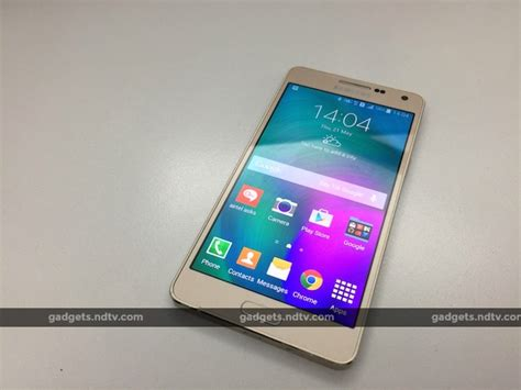 Samsung A5 Review Samsung Galaxy A5 Duos Review Sturdy And Light But