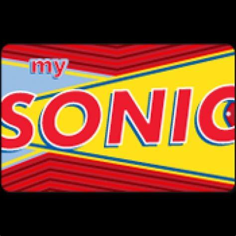 Sonic Drive In Gift Card - sonic drive in gift card buya