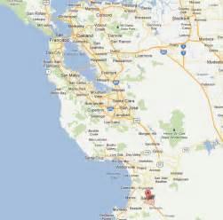 salinas california map