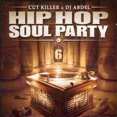 cut killer & dj abdel hip hop soul party vol. 6 (2xcd