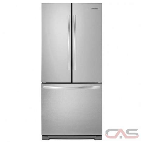 discontinued appliances kitchenaid kffs20eyms refrigerator canada save 120 99