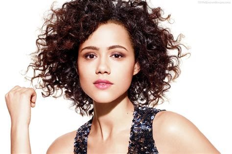 Nathalie Emmanuel, Game of Thrones star, is vegan