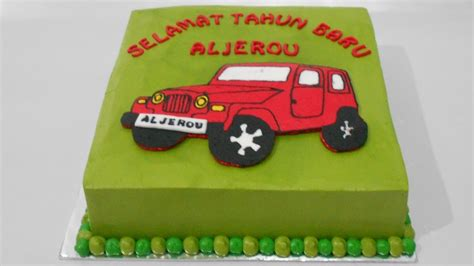 jeep cake jeep birthday cake easy