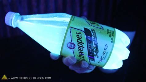 liquids that glow black light how to glowing oobleck from potatoes tonic water