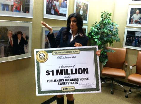 Publishers Clearing House Checks - keeping up with the pch prize patrol on award day is as easy as 1 2 3 pch blog