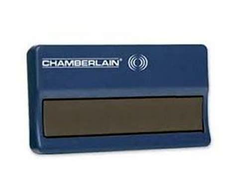 Chamberlain Garage Door Opener Remote by Chamberlain 950cd Multi Function 1 Button Garage Door
