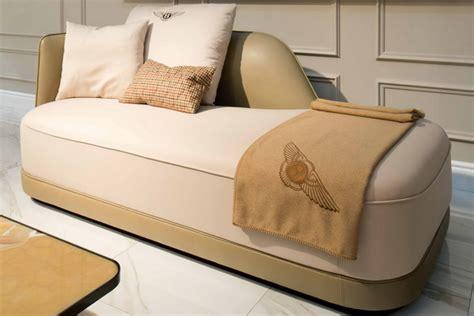 bentley furniture bentley furniture presented in milan luxury topics