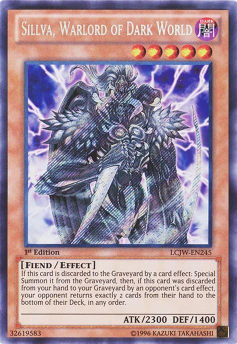 Kartu Yugioh Genesis Common sillva warlord of world yu gi oh