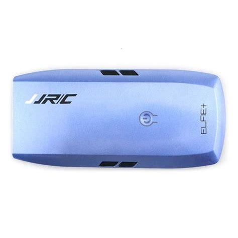 Jjrc H47 Elfie Plus 1s 3 7v 500mah Modular Li Po Battery jjrc h47 elfie plus cover blue