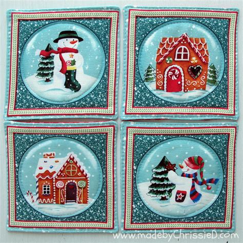 pattern fabric coasters fabric coaster quilt pattern favequilts com