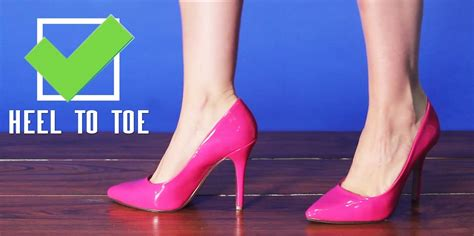 how to a to walk to heel how to walk in heels like a pro 5 easy tips and tricks trends buzzer
