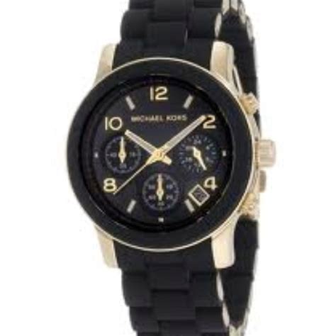 michael kors black and gold my style