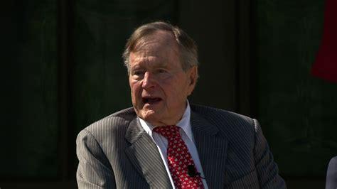 biography george washington bush elder bush criticizes cheney rumsfeld in new biography