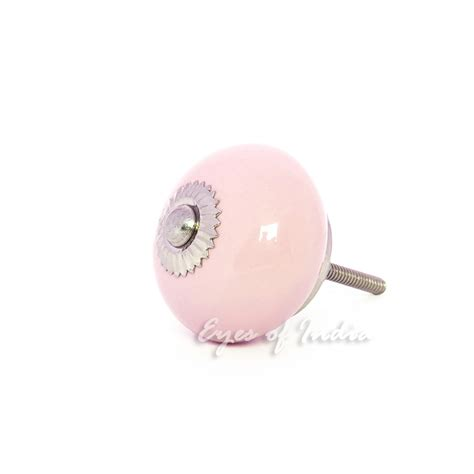 Pink Knobs For Dresser by Pink Decorative Ceramic Cupboard Dresser Door Cabinet
