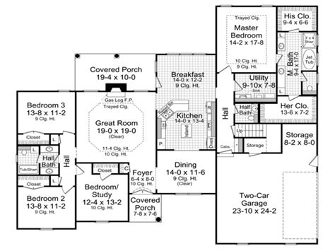 Jam Tangan Kalibre Rancher 49 lovely 3000 sq ft 3000 sq ft house plans lovely 3000 square foot home plans home house