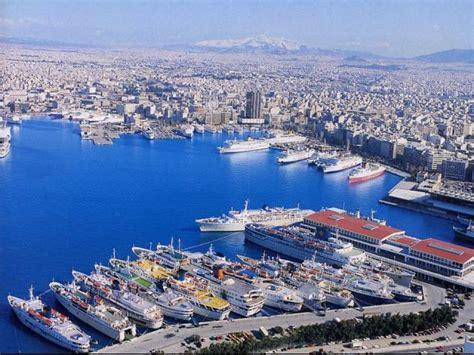 il porto di atene porto pireo ad atene fidelity viaggi
