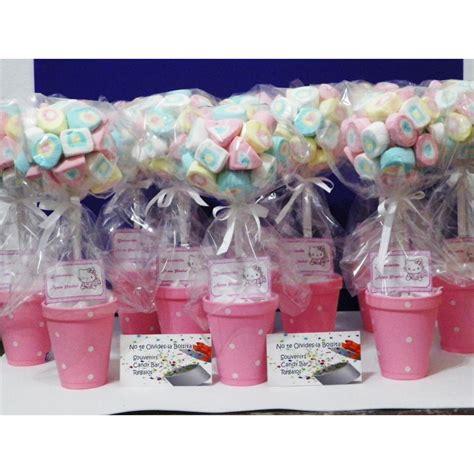 centros de mesa con golosinas y globos para fiestas infantiles centros de mesa