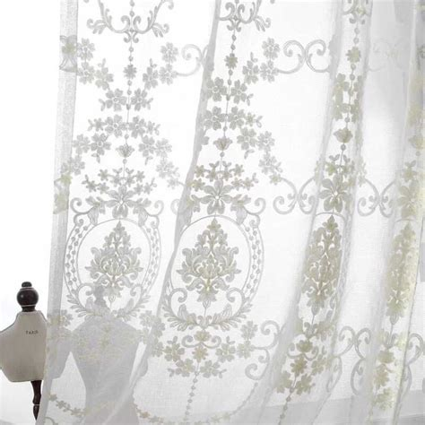 cotton gauze curtains online buy wholesale cotton gauze curtains from china
