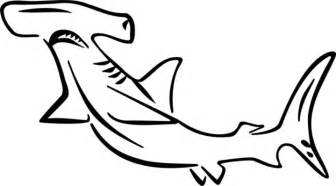 hammerhead shark 2 m312507 4 00 custom vinyl