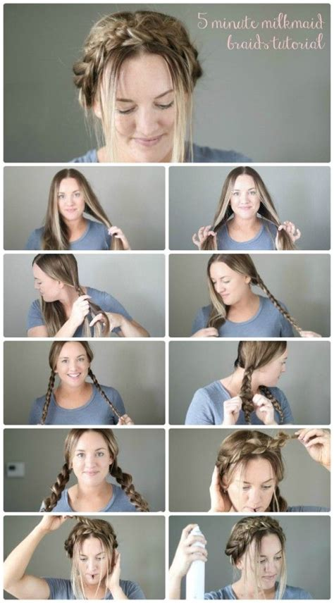 Easy Hairstyles For Medium Hair For Beginners by Easy Hairstyles For Beginners With Hair Hairstyles