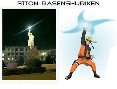 Futon Rasengan by Futon Odama Rasen Shuriken