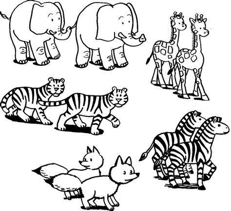 Coloring In Pictures Coloring Now 187 Blog Archive 187 Coloring Pictures Of Animals by Coloring In Pictures