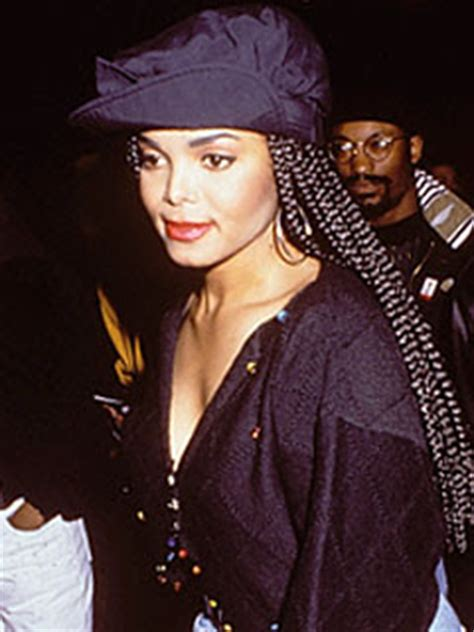 janet jackson braids hairstyles in thought bey blue braids