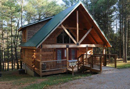 Cabins At Pinehaven by Home Burning Rock Wv