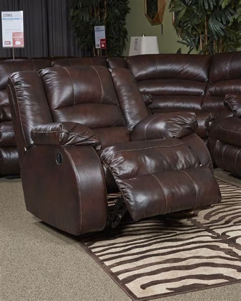 rocker recliner clearance levelland cafe rocker recliner 1700125 leather